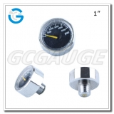 Paintball gauge 5000 PSI 1inch 23mm 25mm